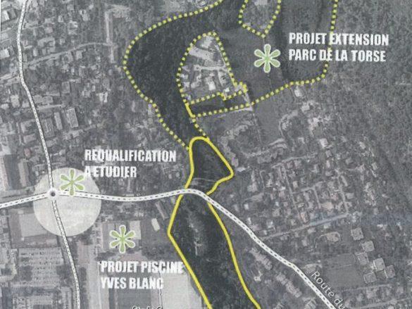 Parc du Roc Fleuri: modifications du PLU et enquête publique
