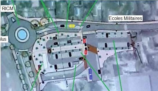 Esplanade Yves Blanc – zoom sur le projet