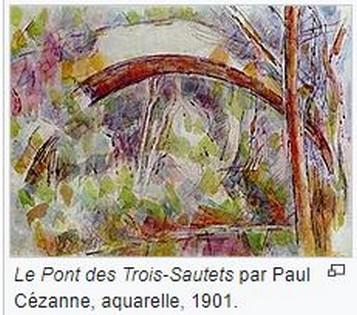 Pont des  3 Sautets , un site en danger