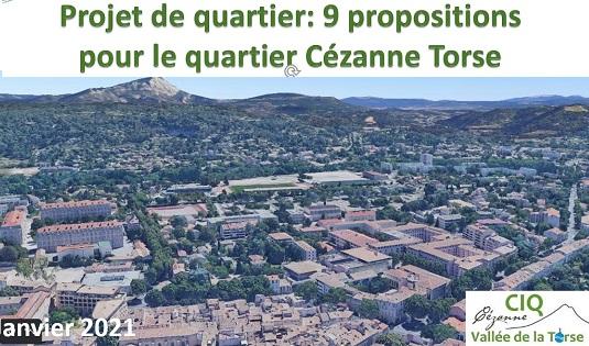 Projet de quartier 2021