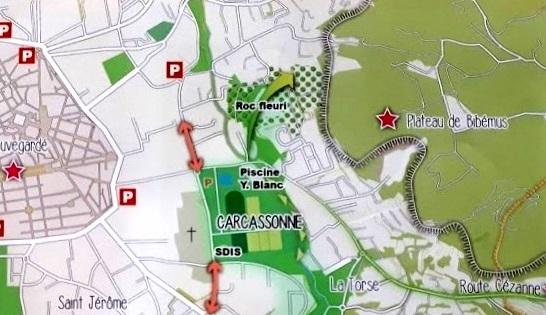Parc du Roc Fleuri – Suivi du projet