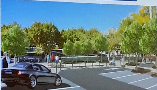 Esplanade Yves Blanc – Présentation du projet le 18 décembre