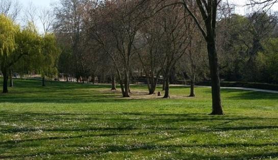 Covid19: fermeture des parcs et jardins