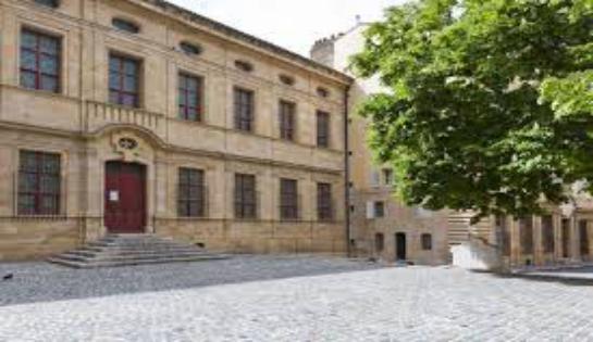 Le musée Granet à la maison