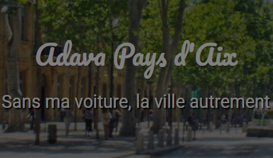 Enquête vélo à Aix en Provence