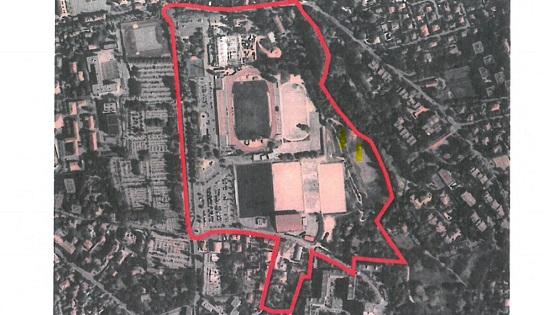 Requalification de l'espace Carcassonne